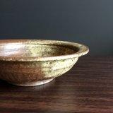 絹白釉リム小鉢
