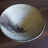 絹白釉飯碗