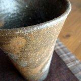 灰釉土味フリーカップ