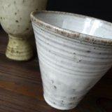 白釉フリーカップ